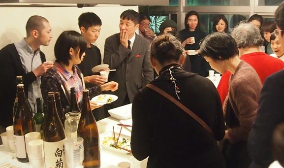 赤木さんの20周年パーティー_e0148373_15192125.jpg