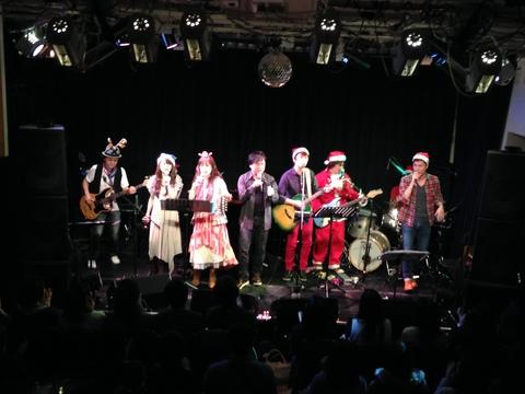12月23日 can/goo Presents クリスマスイベントライブ_c0121374_10413760.jpg