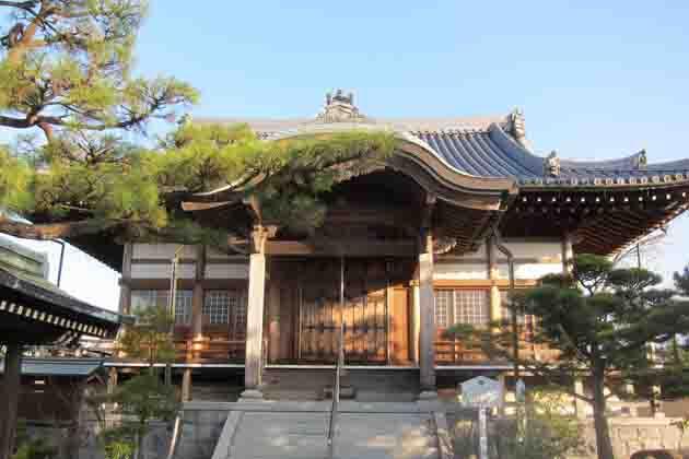 若宮神社と宝蔵寺(毘沙門天王)_a0045381_844047.jpg