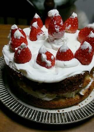 子どもと作るクリスマスケーキ_c0293787_10472018.jpg