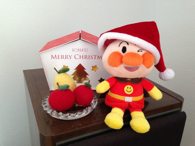 クリスマス♪_a0239890_14552170.jpg