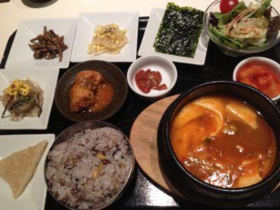 """銀座 韓国料理店 """"はいやく""""_c0267598_2214552.jpg"""