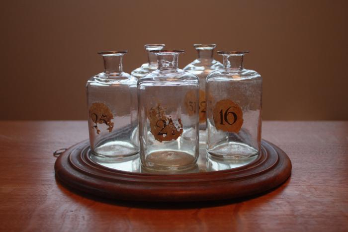 オランダの薬瓶 1820c._f0074803_16205525.jpg