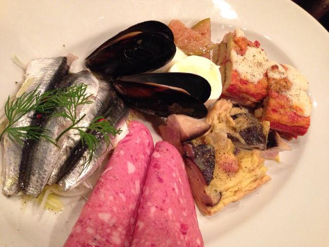 -Osteria-  Piatto・doro   _e0115904_6454100.jpg