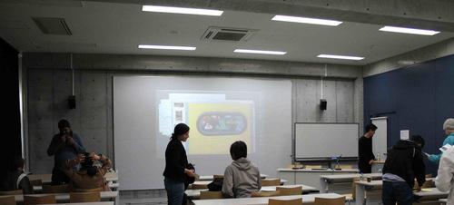 ARCUS Project x GEIDAI TORIDE  アーカスプロジェクト特別講演 @ 取手ART PATH 2013 _a0216706_14255867.jpg
