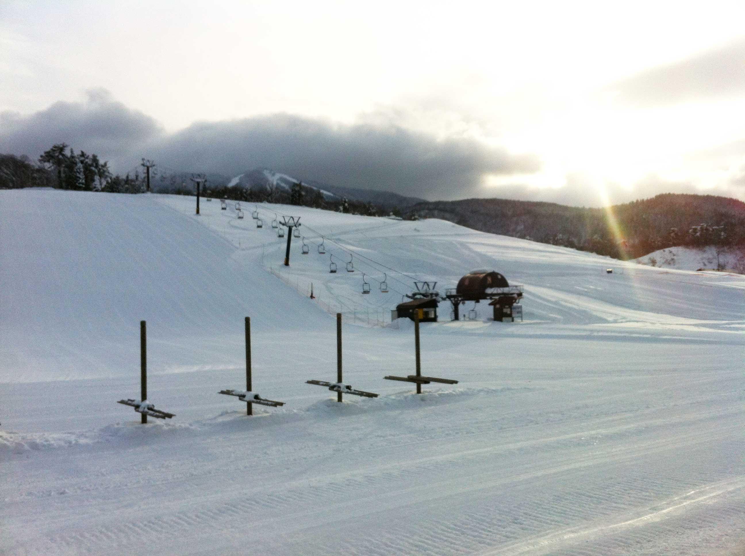 First snowboarding of the season_a0059209_12571173.jpg