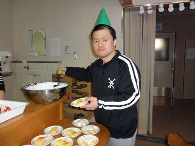 12/25 ☆ Christmas ☆_a0154110_10514131.jpg