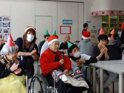12/25 ☆ Christmas ☆_a0154110_110369.jpg