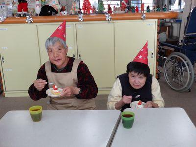 12/25 ☆ Christmas ☆_a0154110_1111561.jpg