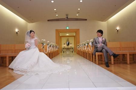 新郎新婦様からのメール 椿山荘東京さまへ 1年後の結婚記念日_a0042928_18565852.jpg