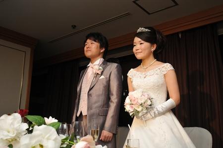 新郎新婦様からのメール 椿山荘東京さまへ 1年後の結婚記念日_a0042928_18572412.jpg