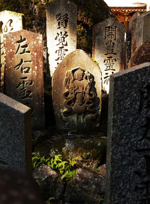 駒ケ岳神社の石仏 - Ⅱ               山梨県・北杜市白州_d0149245_21372267.jpg