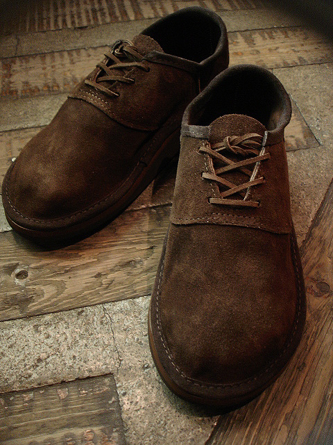 NEW : THE SANDALMAN [Bullhide Shoe] & [Garment Split Shoe] !!_a0132147_05384.jpg