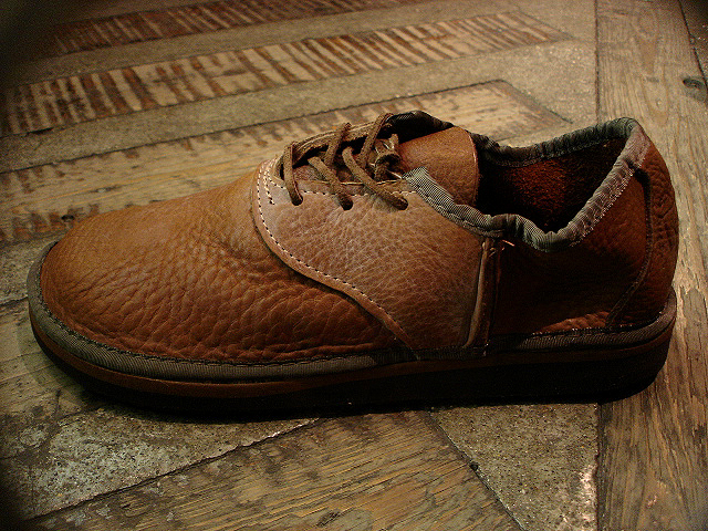 NEW : THE SANDALMAN [Bullhide Shoe] & [Garment Split Shoe] !!_a0132147_0843100.jpg