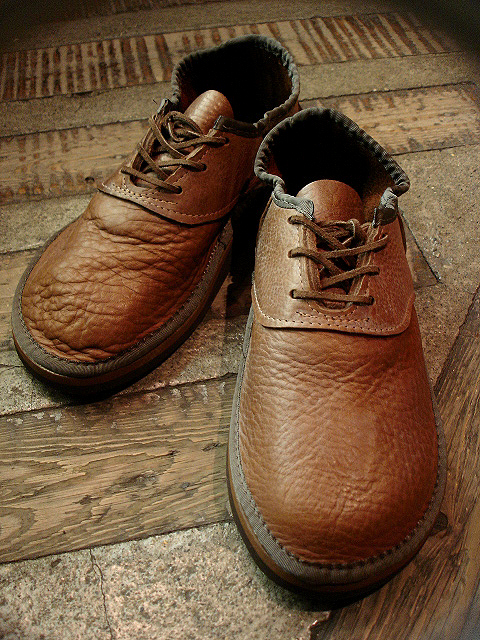 NEW : THE SANDALMAN [Bullhide Shoe] & [Garment Split Shoe] !!_a0132147_091391.jpg