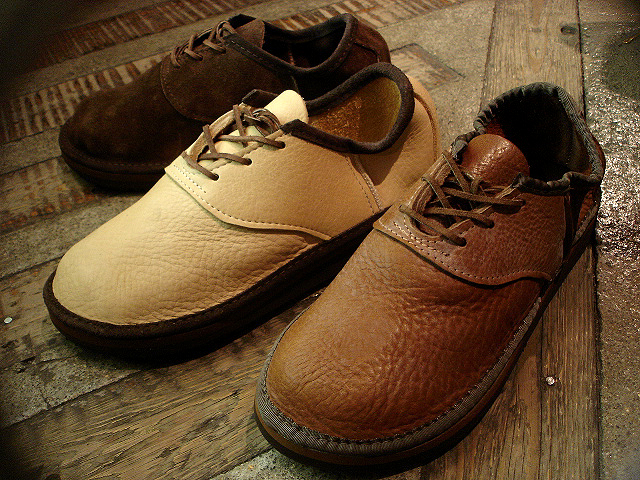 NEW : THE SANDALMAN [Bullhide Shoe] & [Garment Split Shoe] !!_a0132147_095149.jpg