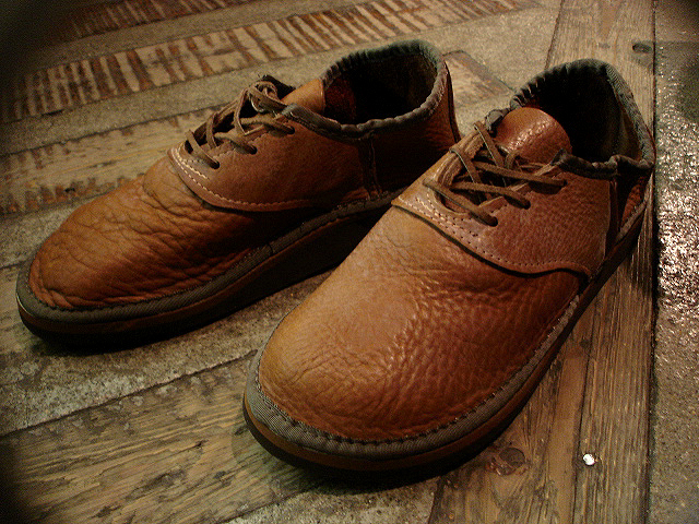 NEW : THE SANDALMAN [Bullhide Shoe] & [Garment Split Shoe] !!_a0132147_09530.jpg