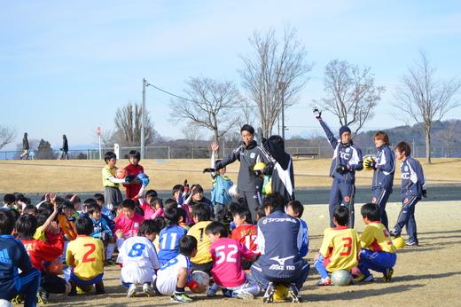 栃木SCのサッカー教室_d0101562_1623291.jpg