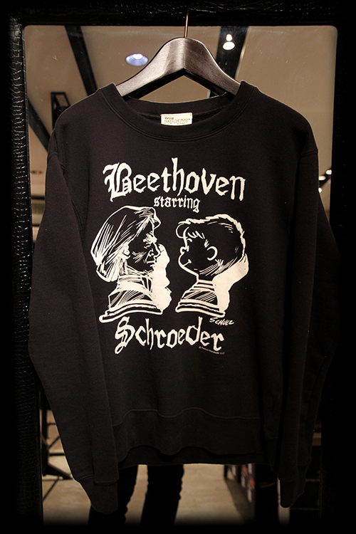 "PEANUTS別注 ""SCHROEDER starring BEETHOVEN_e0325662_18381199.jpg"