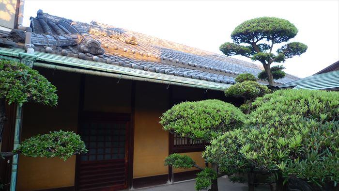 正木孝之邸(現 正木美術館)_f0139570_19221691.jpg