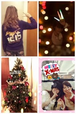 メリークリスマス☆彡_a0087471_22214262.jpg