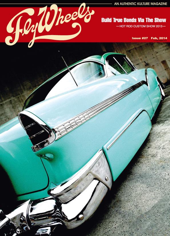 入荷案内 Fly Wheels Issue #27_e0254972_98781.jpg
