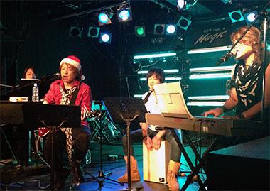 クリスマス夜の部♪_e0146373_8345617.jpg