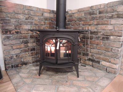 クリスマスイブに薪ストーブの火入れをしました_c0274374_17211248.jpg