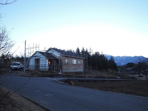 高根町K松さん邸の現場より 9_a0211886_104480.jpg