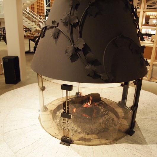 蔦屋書店の暖炉は_a0292194_040113.jpg