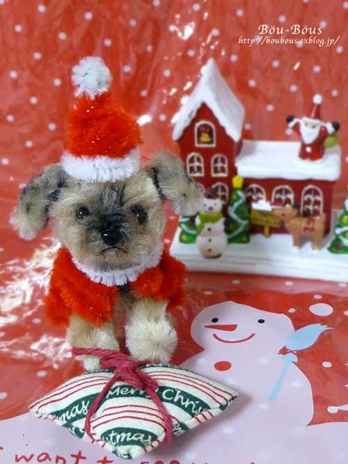 クリスマスの夜_d0128697_1535679.jpg