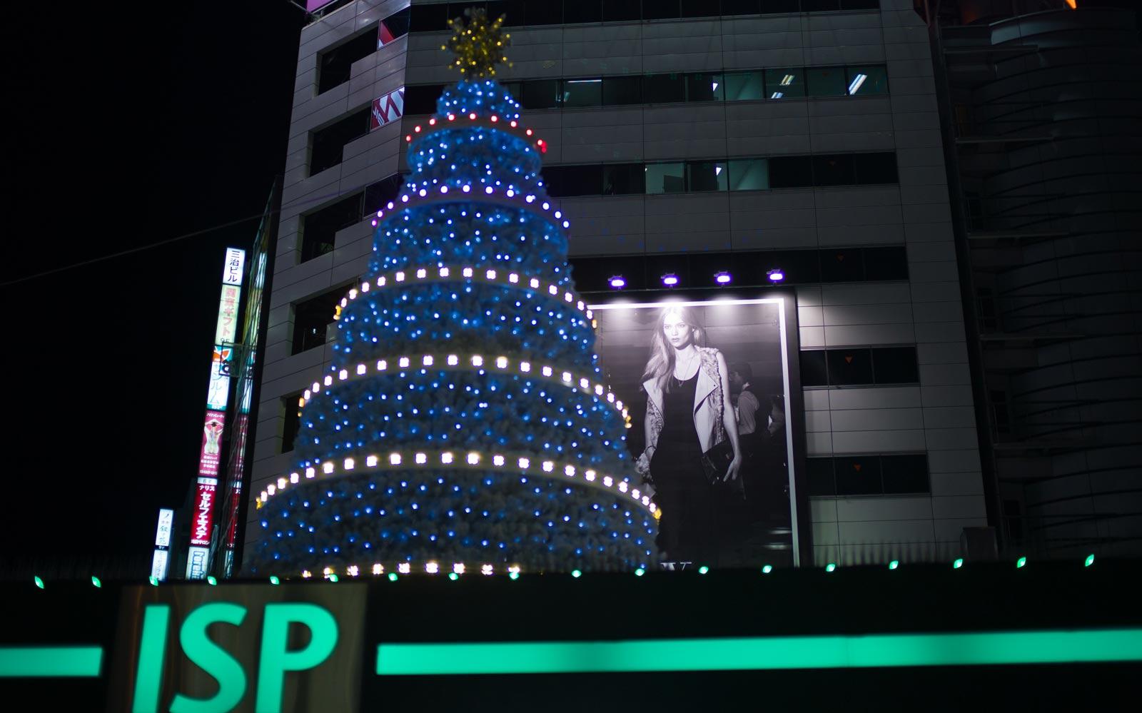 メリークリスマス!〜池袋_a0271402_8482358.jpg