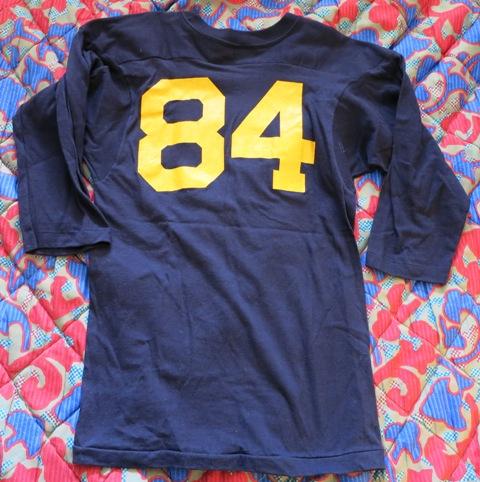 12月28日(土)入荷 追加商品!U.S NAVY フットボールTシャツ!_c0144020_17495233.jpg
