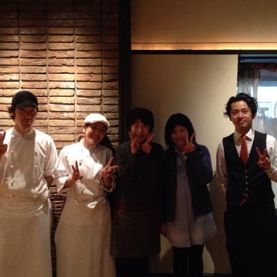 ++完熟柚子ごしょうを賞味@AW kitchen TOKYO新丸ビル店++_e0140921_10202718.jpg