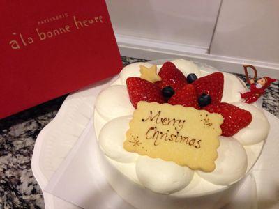 メリークリスマス★(遅っ)_e0253026_1511557.jpg