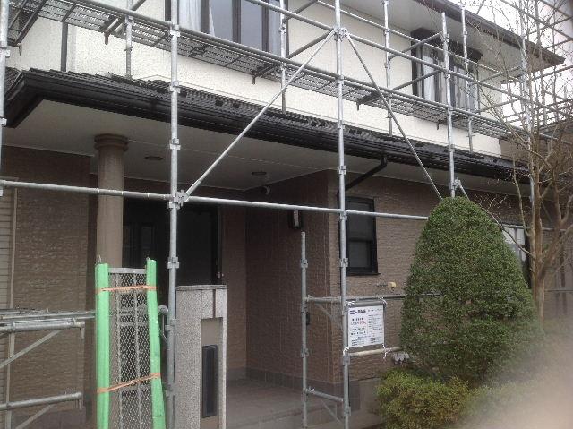 塗装工事15日目  終了 そして準備_f0031037_2028681.jpg