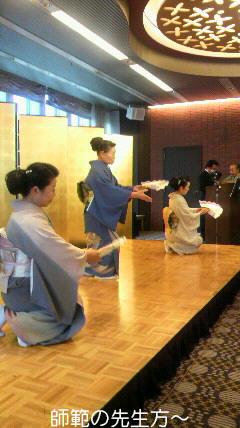 舞踊の忘年会〜_d0051146_8521323.jpg