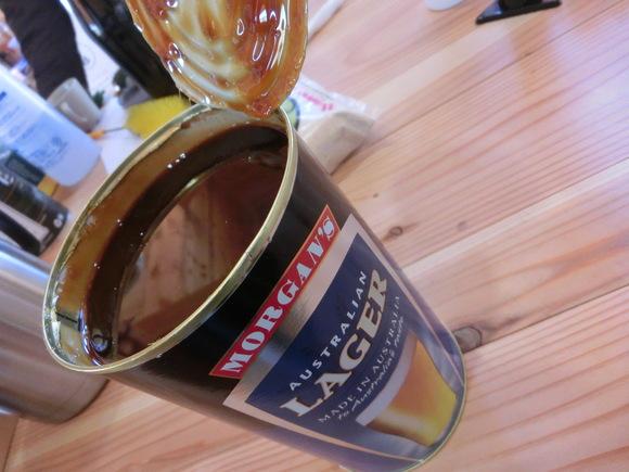 手作りビールワークショップやりました☆_a0263653_2235633.jpg