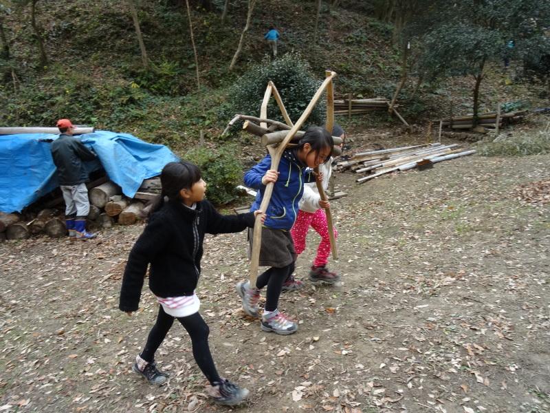 きのくに子どもNPO「★(スター)メイト:里山であそぼう!」 in   孝子の森_c0108460_22332449.jpg