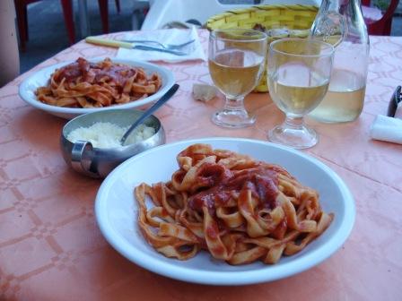 2013年夏 イタリアで無事バカンスを過ごしました記_c0086674_1254534.jpg