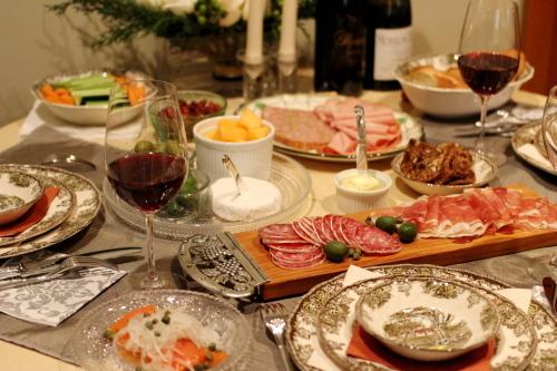 クリスマスは家族で飲み会 (^_-)-☆_d0129786_12442410.jpg