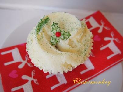 クリスマスカップケーキ_f0238789_215496.jpg