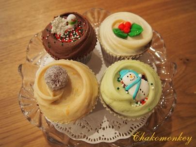 クリスマスカップケーキ_f0238789_21565618.jpg