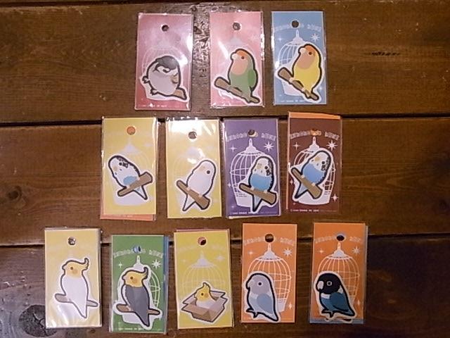 たっぷり追加インコと鳥の雑貨展。たっぷりは12月31日迄_d0322493_1272456.jpg