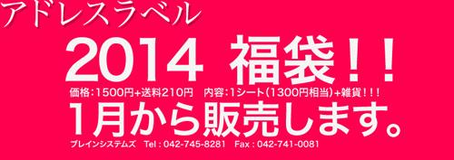 2014 福袋_d0225198_17321645.jpg