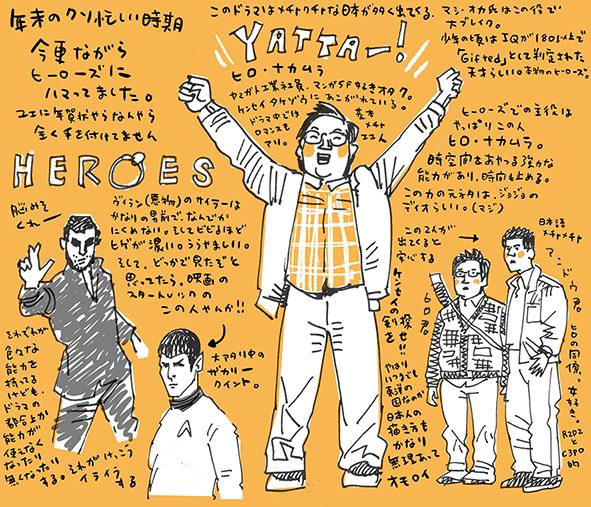HEROES ヒロ・ナカムラ_e0022403_143134.jpg
