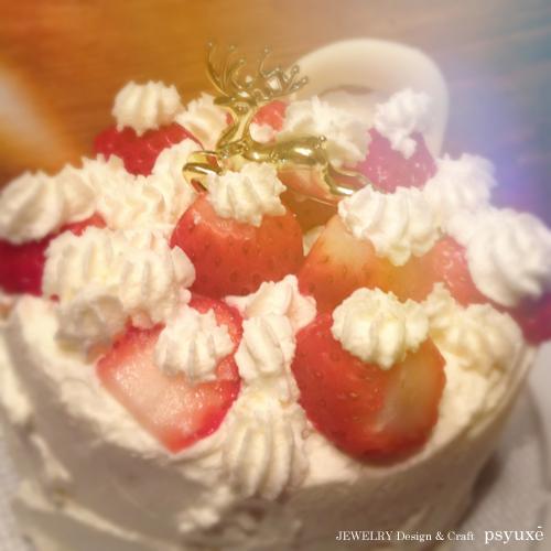 2013年のクリスマスケーキは_e0131432_1011993.jpg