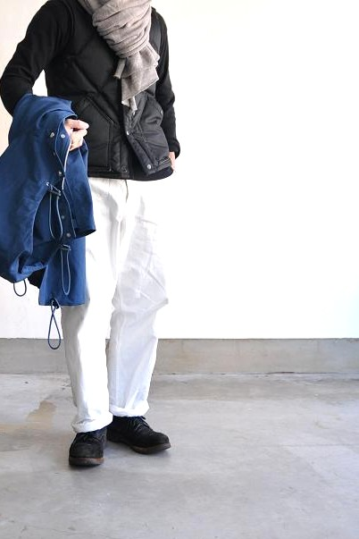 COMME des GARCONS HOMME/コムデギャルソン オム ダウンベスト