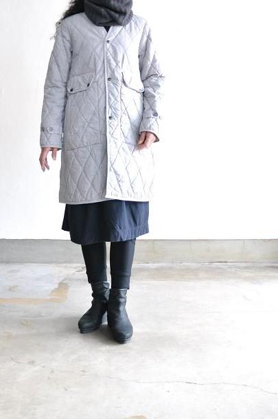 OMNIGOD/オムニゴッド ウェザーキルトコート