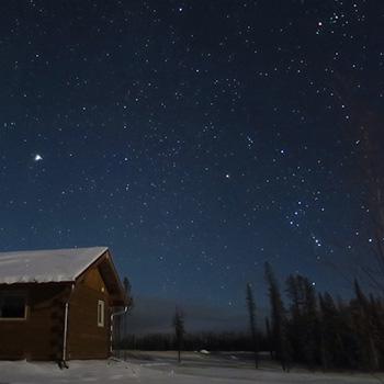 カナダ ホワイトホース滞在中に見たオーロラダイジェスト_c0060143_1243431.jpg